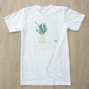 Snake Plant Bus Stop T-Shirt