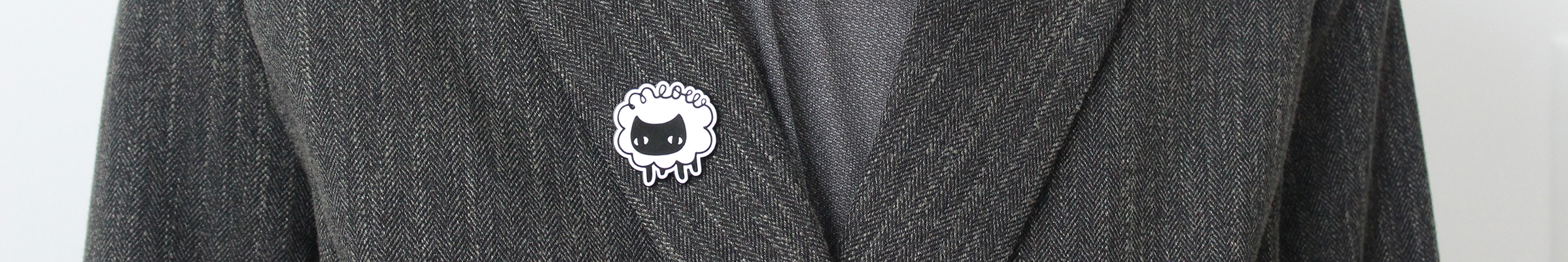 Sheep Pin